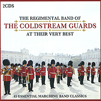 The Regimental Band Of The Coldstream Guards The Regimental Band Of The Coldstream Guards. At Their Very Best (2 CD) cонекс 149 fb09 088 floret white gold