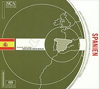 Kammerensemble Modern Der Deutschen Oper Berlin Klang Der Welt. Spanien (SACD) дутики der spur der spur de034awkyw71