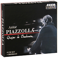 Zakazat.ru Astor Piazzolla. Quejas De Bandoneon (4 CD)