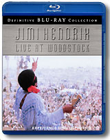 Jimi Hendrix: Live At Woodstock (Blu-ray) phil collins going back live at roseland ballroom blu ray