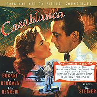 Casablanca. Original Motion Picture Soundtrack casablanca original motion picture soundtrack