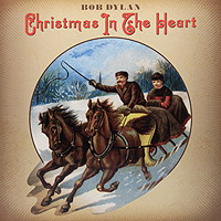 Боб Дилан Bob Dylan. Christmas In The Heart (LP + CD) crooked little heart