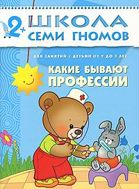 Дарья Денисова Какие бывают профессии. Для занятий с детьми от 2 до 3 лет дорожин юрий г шсг четвертый год обучения какие бывают профессии