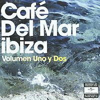 Cafe Del Mar. Volumen Uno Y Dos (2 CD) cafe del mar xix volumen diecinueve 2 cd