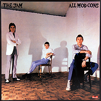 The Jam The Jam. All Mod Cons (LP) the jam the jam setting sons lp