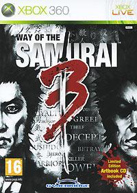 Way of the Samurai 3 (Xbox 360) купить игры лицензионные на xbox 360