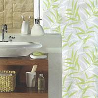 Штора Cane light green, 180 х 200 см1010410Штора для ванной комнаты Cane light green изготовлена из текстиля с гидрофобной пропиткой. В верхней кромке шторы сделаны отверстия для колец, нижняя кромка снабжена специальным отягощающим шнуром, который придает шторе естественную ниспадающую форму. Штору можно стирать в стиральной машине при температуре не выше 40 градусов, можно гладить, как синтетический материал. Шторы от компанииSpirella отличает яркий, красочный дизайн рисунков и высокое качество (гарантия на изделие 3 года). Сделайте вашу ванную комнату еще красивее! Характеристики: Материал: текстиль, полиэстер. Размер шторы: 180 см (ширина) х 200 см. Цвет рисунка: зеленый (представлен цифрой 1). Изготовитель: Швейцария. Артикул: 1010410.