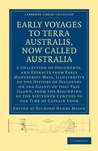 Early Voyages to Terra Australis, Now Called Australia: A Collection of Documents, and Extracts from Early Manuscript Maps, Illustrative of the History ... Library Collection - Travel and Exploration manuscript found in accra