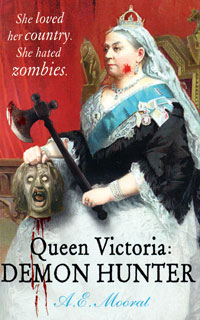 Queen Victoria: Demon Hunter queen care перчатки спа queen care
