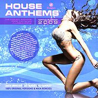 House Anthems. 2009 Spring / Summer (2 CD) музыка cd dvd dsd 1cd