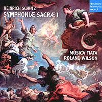 Roland Wilson. Schutz. Symphoniae Sacrae I (2 CD)