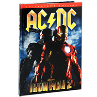 AC/DC AC/DC. Iron Man 2. Limited Deluxe Edition (CD + DVD) genesis live at wembley stadium