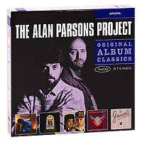 The Alan Parsons Project The Alan Parsons Project. Original Album Classic (5 CD) dkny parsons ny2534