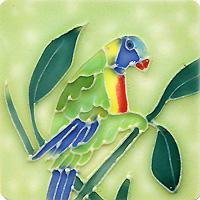 Магнит декоративный Попугай. 1018910189Декоративный магнит Попугай отлично подойдет для декорации вашего интерьера. С помощью магнита вы можете закрыть мелкие дефекты на холодильнике, которые резко бросаются в глаза, оставить сообщения для членов семьи на записках. Также с помощью магнита вы придадите индивидуальность своему кухонному интерьеру. Характеристики:Материал: керамика. Размер магнита: 6 см х 6 см х 0,5 см. Артикул: 10189. Производитель: Китай.