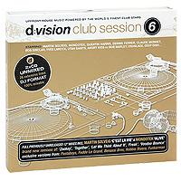 D:Vision Club Session. Vol. 6 (2 CD) музыка cd dvd dsd 1cd