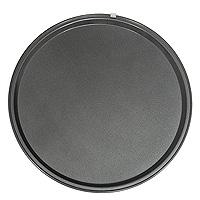 Форма для пиццы Tescoma, диаметр 31 см. 623120623120Форма для пиццы Tescoma с отверстиями выполнена из металла с антипригарным покрытием. Она идеально подходит для приготовления пиццы в духовке, блюдо не пригорает, не пристает и легко вынимается. Нужно лишь залить в формочку тесто, положить начинку и поставить в духовку. Через некоторое времяВы сможете порадовать своих близких вкусной пиццей. Характеристики: Материал:металл с антипригарным покрытием. Диаметр: 31 см. Производитель: Чехия. Артикул:623120.