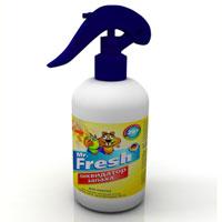 Ликвидатор запаха Mr.Fresh для клеток (хорьков, грызунов и птиц) 200мл (спрей)F104Уничтожает следы мочи, кала и помета. Содержащиеся в препарате активные ферменты не маскируют, а уничтожают причину неприятного запаха.Дезинфицирует место обработки, уничтожая до 99% болезнетворных бактерий. Характеристики:Состав: очищенная вода, лаурилсульфат, ферментная композиция, монопропиленгликоль, карбонат натрия, отдушка. Объем: 200 мл. Производитель: Россия.Mr. Fresh - серия современных гигиенических средств по уходу за домашними животными, созданная совместно с европеской лабораторией Veterinar Labor AG (Германия, Дюссельдорф). Препараты Mr. Fresh помогут вам приучить ваших любимцев к порядку и содержать дом в чистоте.Уважаемые клиенты!Обращаем ваше внимание на возможные изменения в дизайне упаковки.