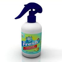 Защита от царапания Mr. Fresh для кошек 200 мл (спрей)F108Спрей-защита от царапания Mr. Fresh для кошек, надежно защитит обои, мебель и предметы домашнего обихода от когтей вашего питомца. Безопасен для животного и людей. Характеристики:Состав: очищенная вода, изопропиловый спирт, полынная горечь, отдушка. Объем: 200 мл. Производитель: Россия. Mr. Fresh - серия современных гигиенических средств по уходу за домашними животными, созданная совместно с европеской лабораторией Veterinar Labor AG (Германия, Дюссельдорф). Препараты Mr. Fresh помогут вам приучить ваших любимцев к порядку и содержать дом в чистоте.Уважаемые клиенты!Обращаем ваше внимание на возможные изменения в дизайне упаковки.
