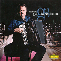Richard Galliano. Bach