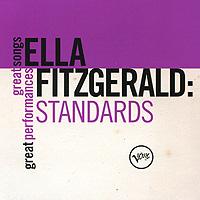 Элла Фитцжеральд Ella Fitzgerald. Standards элла фитцжеральд ella fitzgerald three classic albums plus second set 2 cd