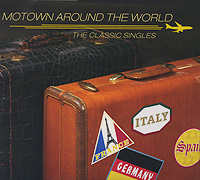 Motown Around The World. The Classic Singles. Limited Edition (2 CD) phil collins the singles 2 cd
