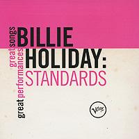 Билли Холидей Billie Holiday: Standards cd billie holiday the centennial collection
