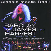 Barclay James Harvest,Лес Холроид Barclay James Harvest Feat. Les Holroyd. Classic Meets Rock (2 CD) cd james farm city folk