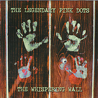 The Legendary Pink Dots Legendary Pink Dots The Legendary Pink Dots. The Whispering Wall family wall quote removable wall stickers home decal art mural