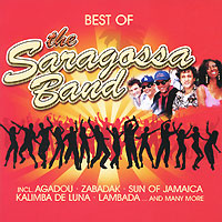 Saragossa Band Saragossa Band. The Best Of (2 CD) cd диск middle of the road best of 1 cd