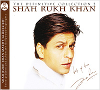 Shah Rukh Khan. The Definitive Collection 2 (CD + DVD)