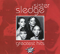 Sister Sledge Sister Sledge. Greatest Hits энрике иглесиас enrique iglesias greatest hits deluxe edition cd dvd