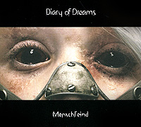 Diary Of Dreams Diary Of Dreams. Menschfeind pink diary