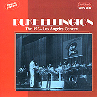 Дюк Эллингтон Duke Ellington. The 1954 Los Angeles Concert каунт бэйси дюк эллингтон duke ellington count basie duke ellington meets count basie