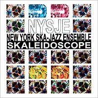 New York Ska Jazz Ensemble New York Ska-Jazz Ensemble. Skaleidoscope тумба навесная акватон мадрид 80