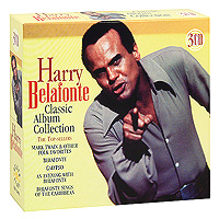 Harry Belafonte. Classic Album Collection (3 CD)