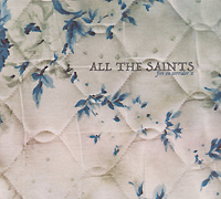 All The Saints All The Saints. Fire On Corridor X трафарет feather block