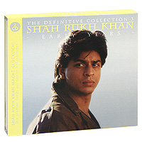 Шахрукх Кхан Shah Rukh Khan. The Definitive Collection 3 (2 CD) mum the collection 3 cd