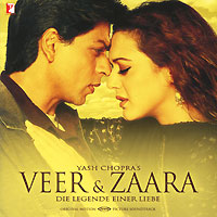 Veer & Zaara. The Love Legend Themes. Original Motion Picture Soudtrack (2 CD)