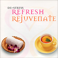 De-Stress. Refresh / Rejuvenate (2 CD)