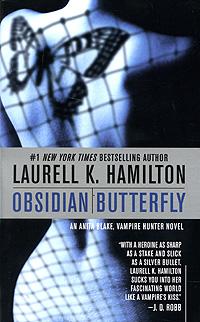 Anita Blake, Vampire Hunter: Obsidian Butterfly backups