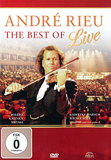 Andre Rieu: The Best Of - Live andre rieu magic of the violin