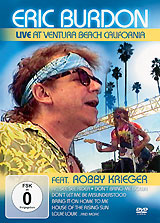 Eric Burdon: Live At Ventura Beach California eric clapton eric clapton slowhand at 70 live at the royal albert hall 3 lp dvd