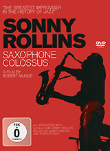 Sonny Rollins: Saxophone Colossus dhlfree shipping selmer tenor saxophone drawing copper brass nozzle 54 professional sax b