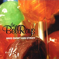 The Bellrays The Bellrays. Hard Sweet And Sticky. Limited Edition (Color LP) the bellrays the bellrays hard sweet and sticky limited edition color lp