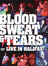 Blood, Sweat And Tears: Live In Halifax blood sweat and tears live in halifax