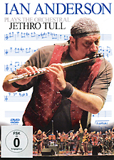 Ian Anderson: Plays The Orchestral Jethro Tull jethro tull s ian anderson thick as a brick live in iceland blu ray