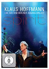 Klaus Hoffmann: Spirit: Live Aus Dem Berliner Admiralspalast сапоги quelle der spur 1013540
