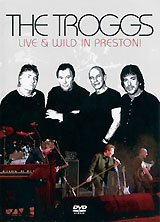 The Troggs: Live & Wild In Preston! чехол promate memo чёрный