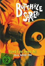 Butthole Surfers: Blind Eye Sees All: Live In Detroit 1985 psy daejeon