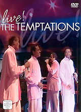 The Temptations: Live!